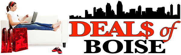 deals logo Banner Girl Boise