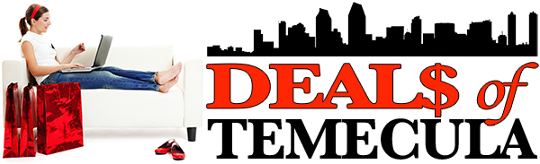 deals logo Banner Girl TEMECULA