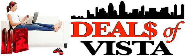 deals logo Banner Girl VISTA